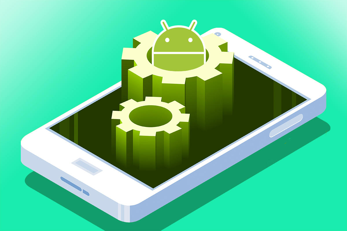 Android: specifics, application, security