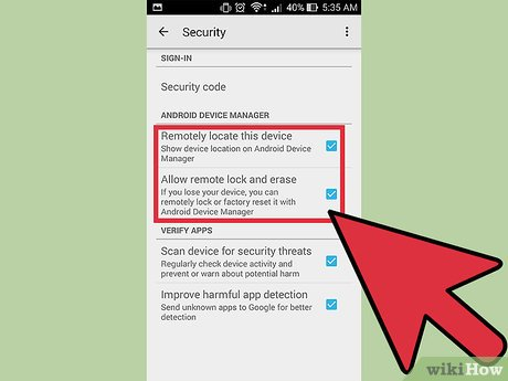 android Device Manager – A Quick Overview